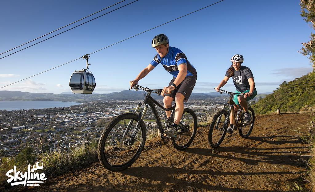 Contest Bike Park Trip of a Lifetime - New Zealand Australia