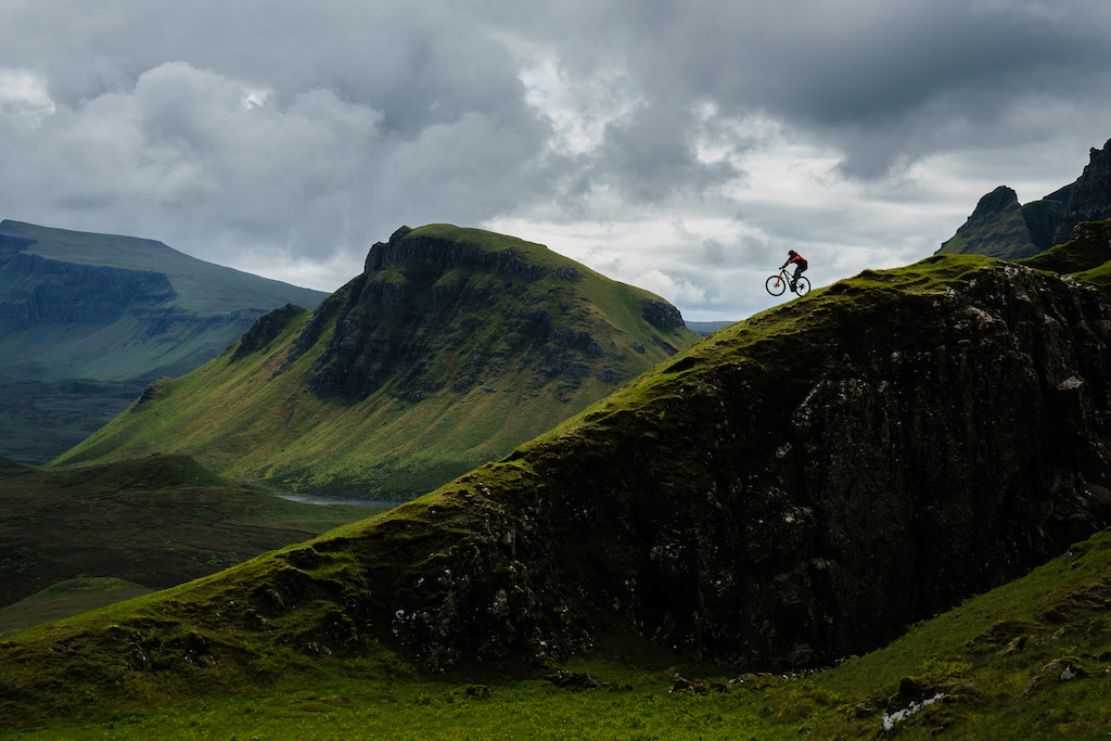 Greg Callaghan on Skye in Scotland, June 2017. Photo by Matt Wragg