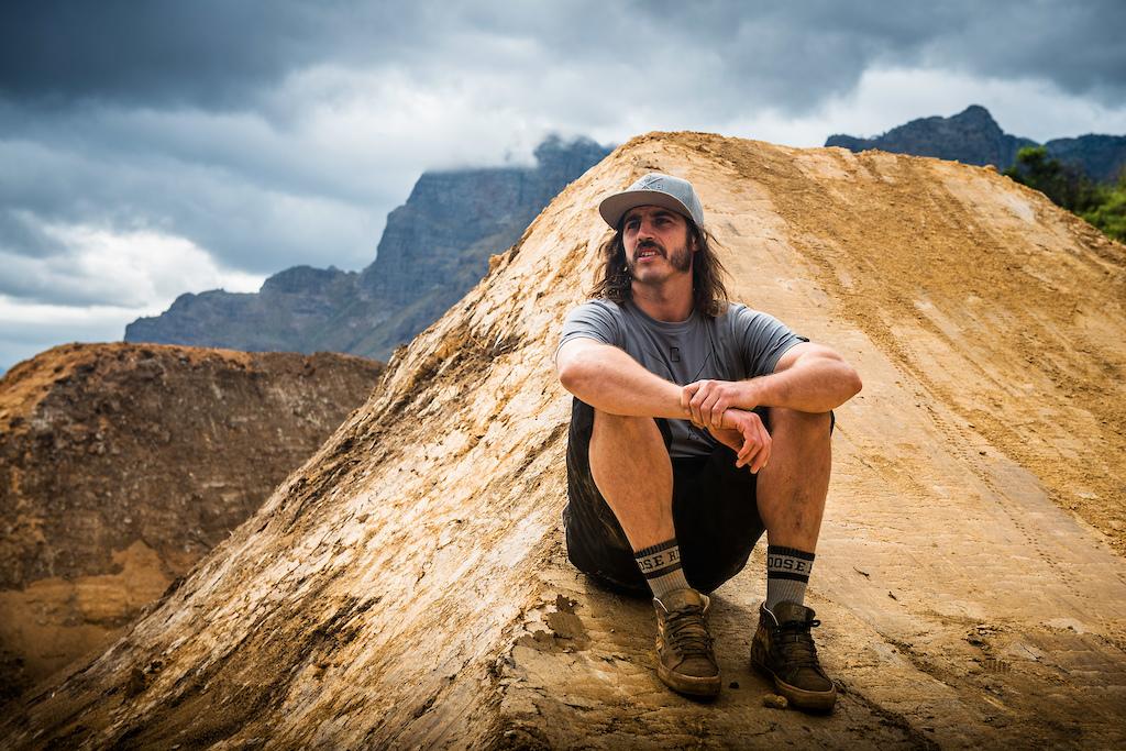 Lemmy Vink visited for a day.
