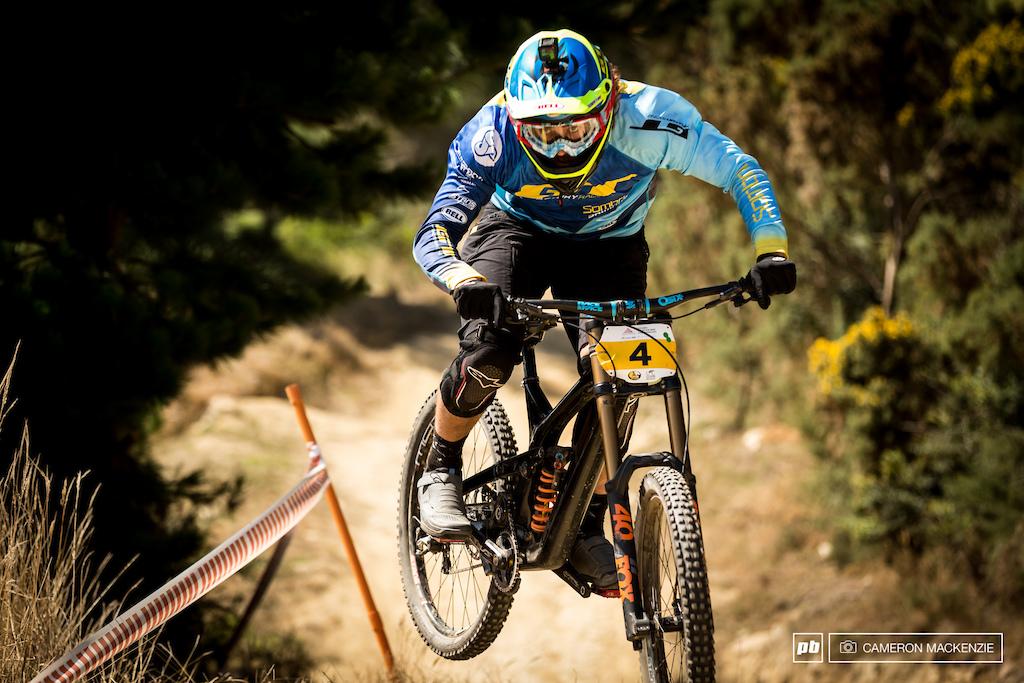 Oceania MTB Champs - Dunedin 2018