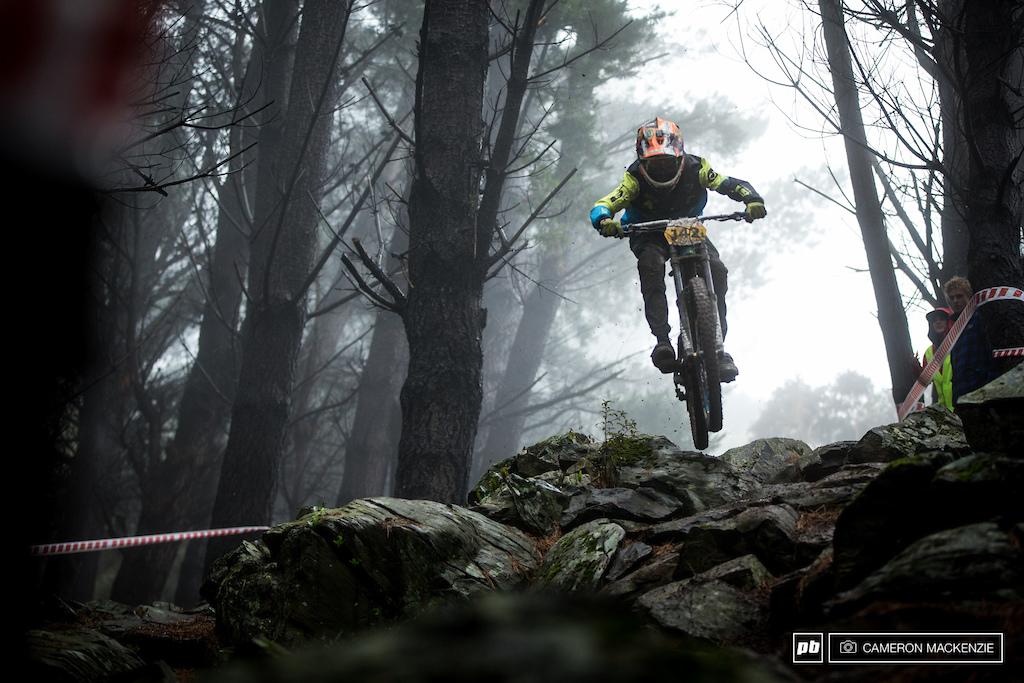 Oceania MTB Champs 2018 Dunedin
