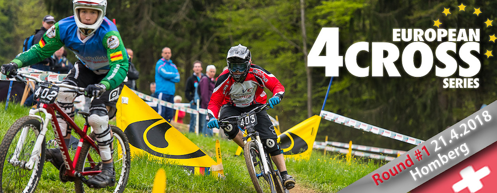 Homberg SUI European 4Cross Series 2018