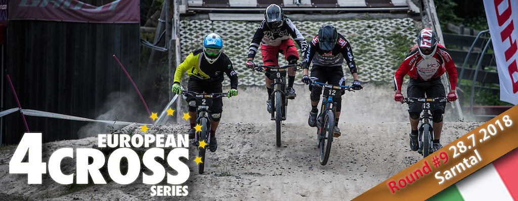 Sarntal ITA European 4Cross Series 2018