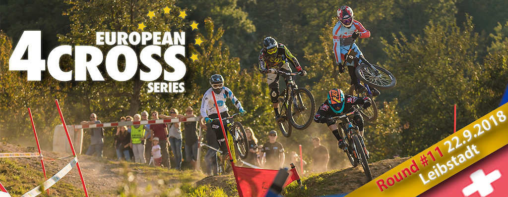 Leibstadt SUI European 4Cross Series 2018