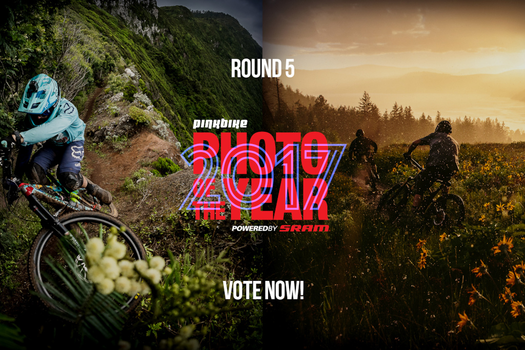 Pinkbike Photo of the Year Round 5 final round