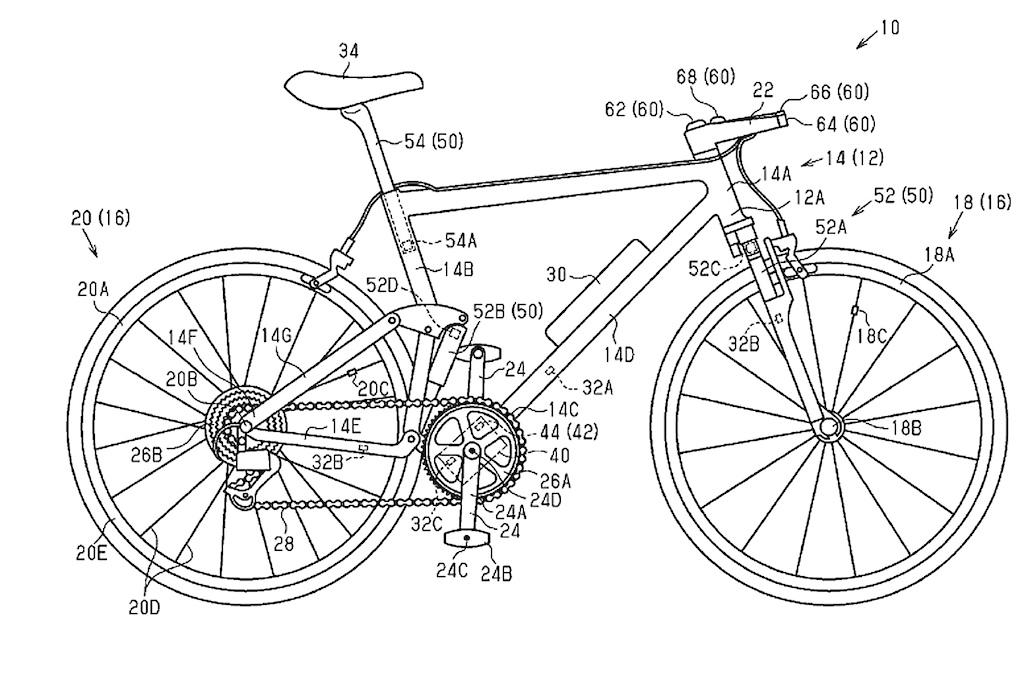 Shimano Patent