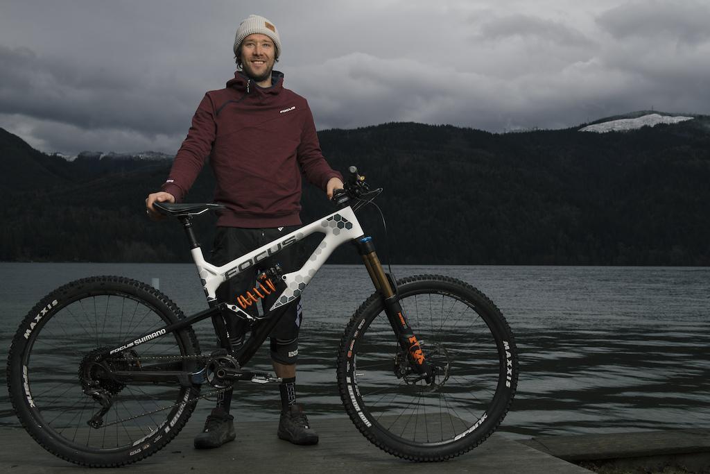 Photo of Geoff Gulevich on Focus Bikes by Paris Gore