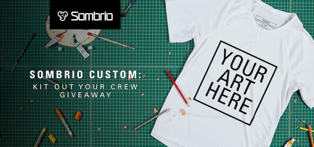 Sombrio Custom Contest Header