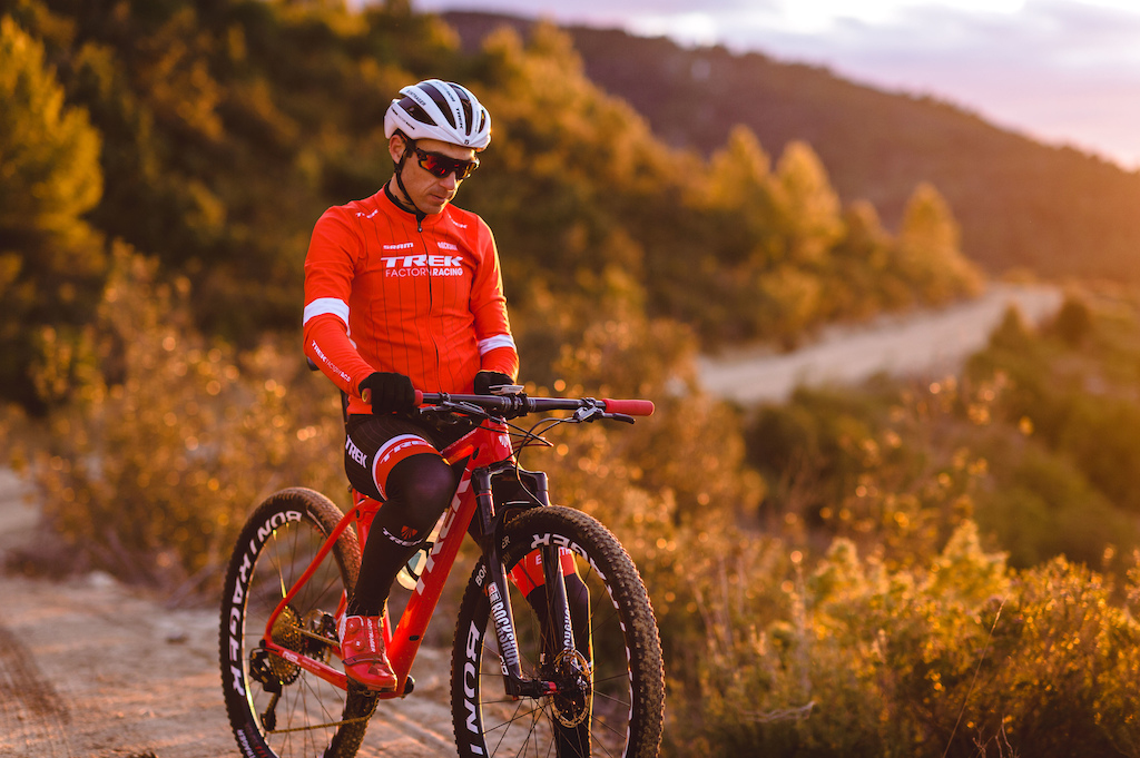 Trek Factory Racing Cross Country team 2018