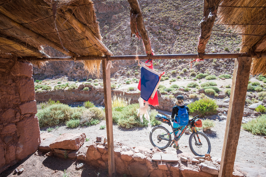 Beyond Trails Atamacama Follow Osprey athlete Lorraine Blancher as she explores the mountain bike trails on the border of Argentina and Chile.