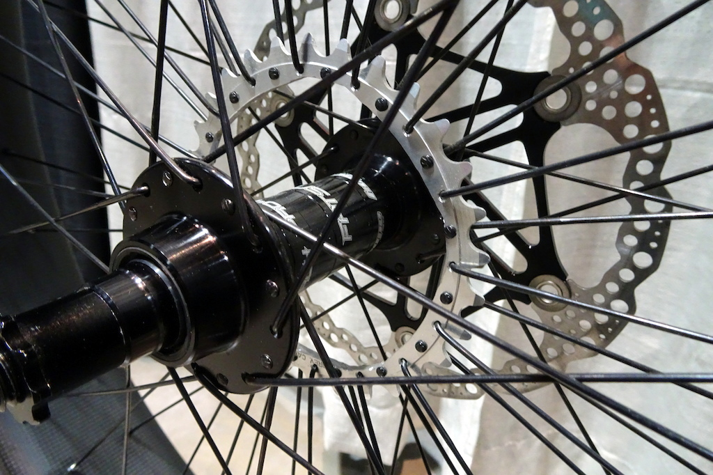 NAHBS 2018 Merlyn Mechanics wheel build