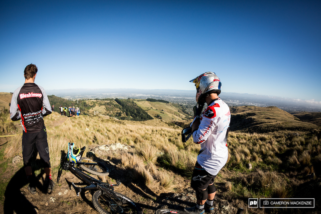 2018 NZ Nationals DH Round 4 - Christchurch