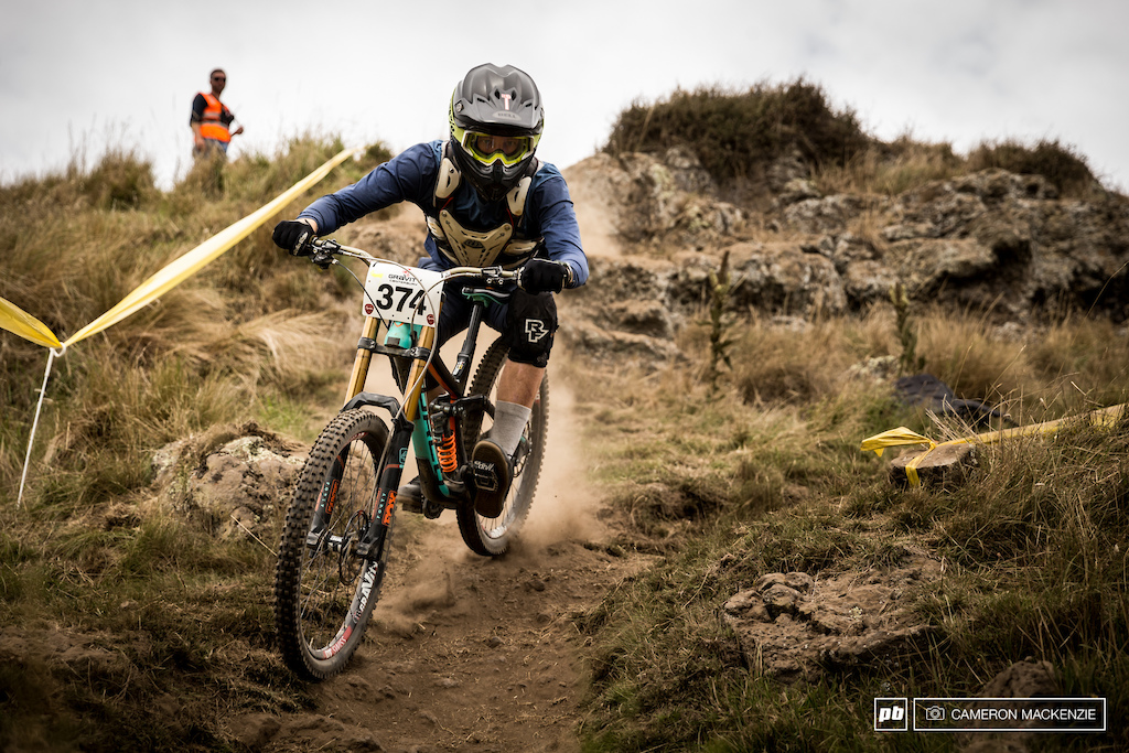 NZ National DH series