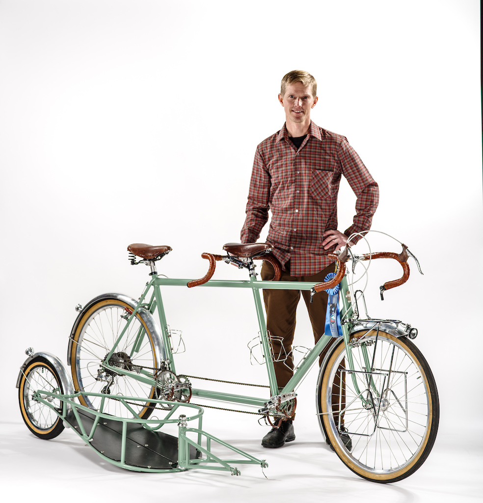 Best Tandem Bike -- Chapman Cycles