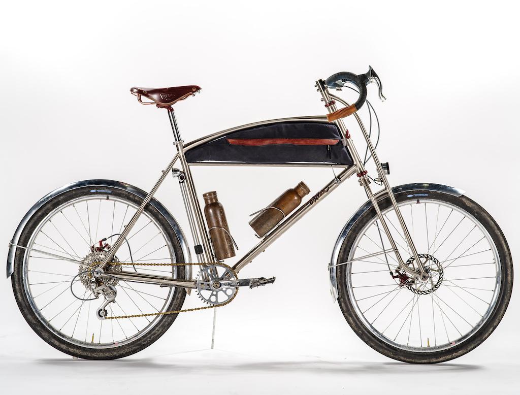 Ti Retro bike