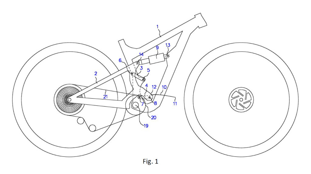 Patent drawing Fig, 1