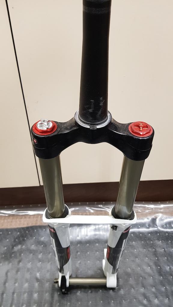 2013 Bos Deville 160mm Tapered Forks