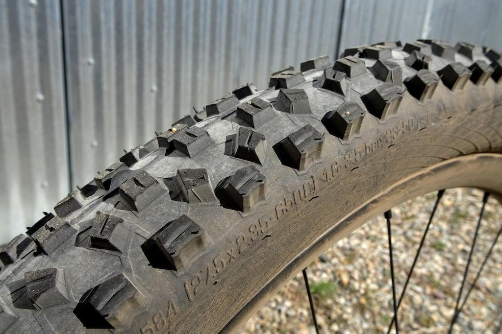 Liteville 301 MK14 Schwalbe 2.35 Hans Dampf tire