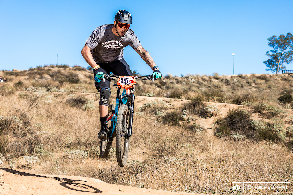 The Enduro Pro Men s class fell to Cody Masson Empire Bikes Giant with an accumulative time of 5 57.95.