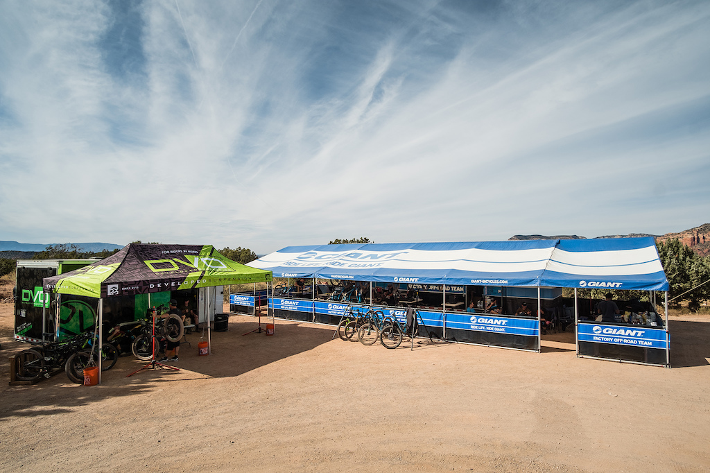 2018 Giant Factory Off-Road Team and DVO Suspension Testing Photos by Jake Orness