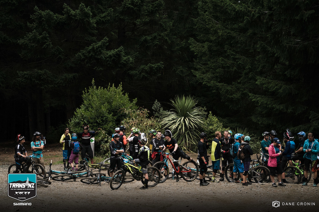 Finishing a trans enduro race in one piece is always an accomplishment. The race s vibe she ll be right was carried through from start to finish with an incredible crew of racers volunteer race organizer and media.