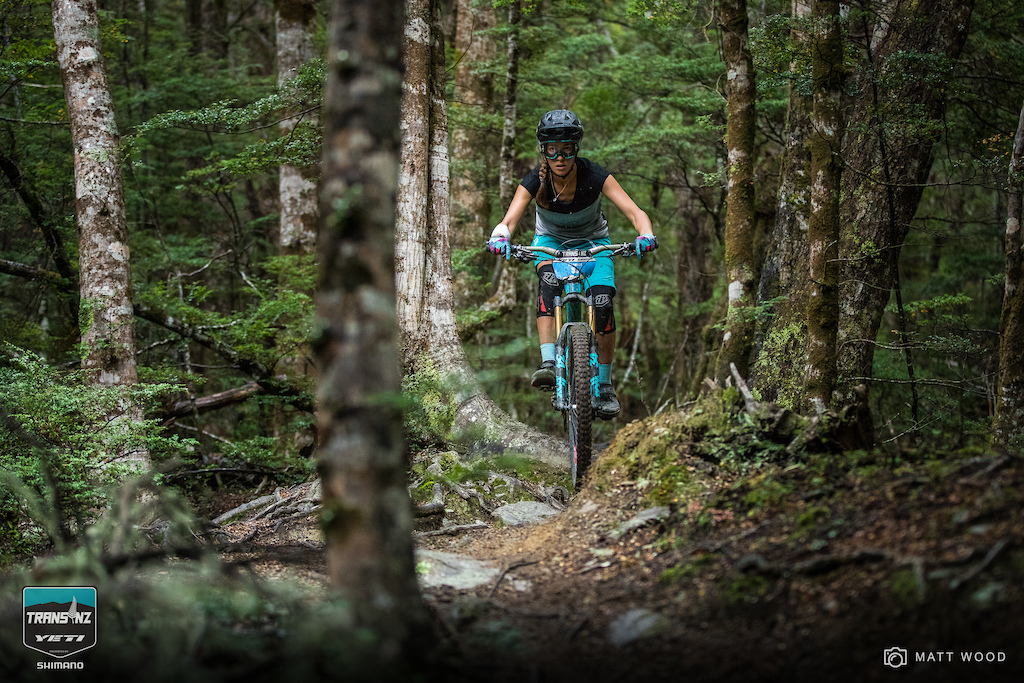 Harriet Beaven rode strong all week long in her first enduro stage race taking third place overall in Open Women.