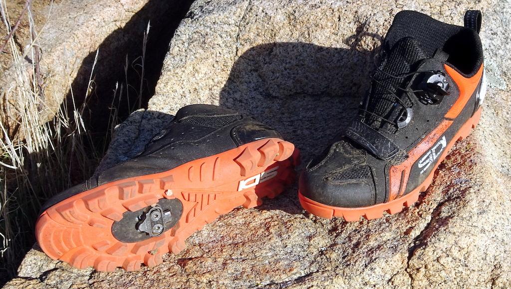 Sidi Defender shoe