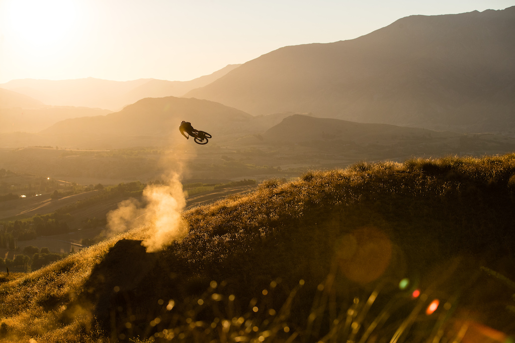 Carson Storch in New Zealand