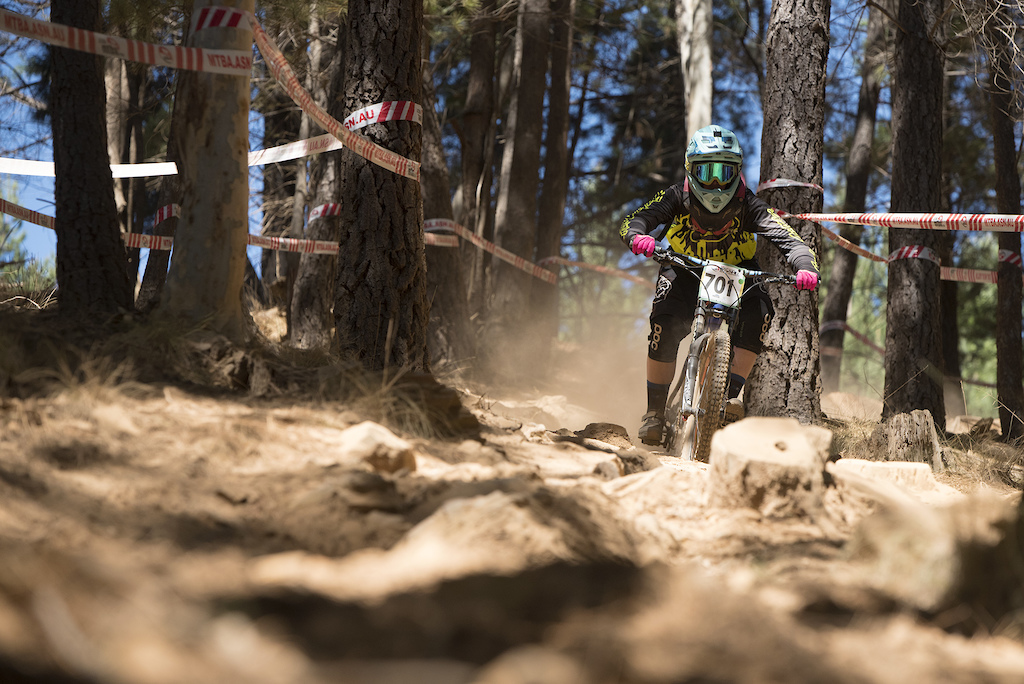 Australian National DH 2018
