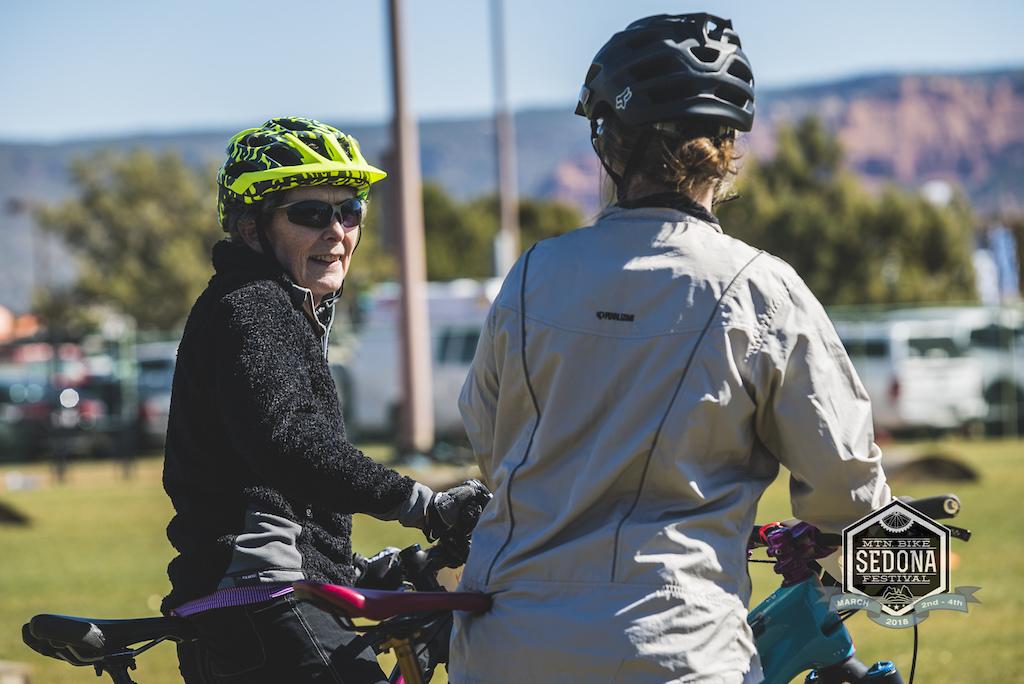 Mountain biking - fun at any age
