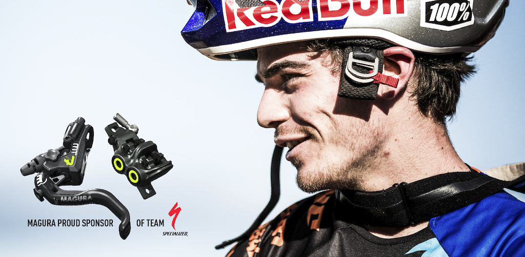 MAGURA - Proud sponsor of the Specialized Teams