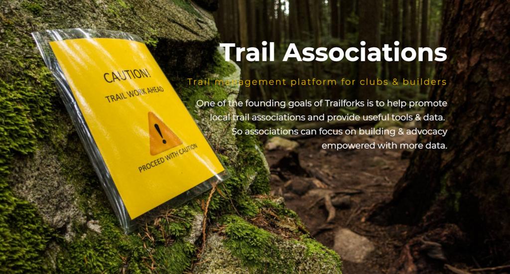 trail management platform
