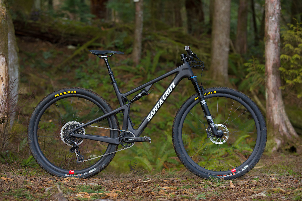 Santa Cruz Blur CC X01 Reserve
