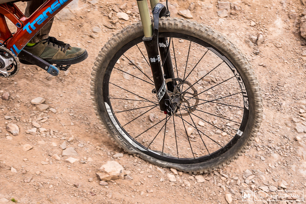 Ah yes, Bootleg Canyon, where knobby tires go to die.