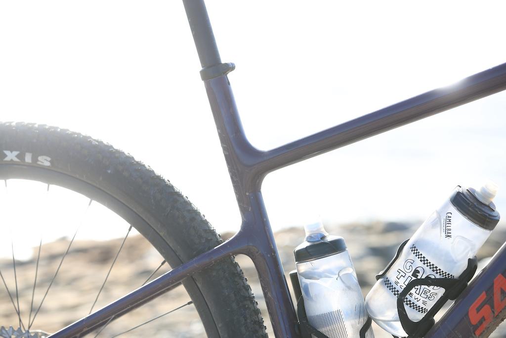 SANTA CRUZ California - March 2018 during the launch of the new Santa Cruz Bicycles Blur and Highball. Photo by Gary Perkin