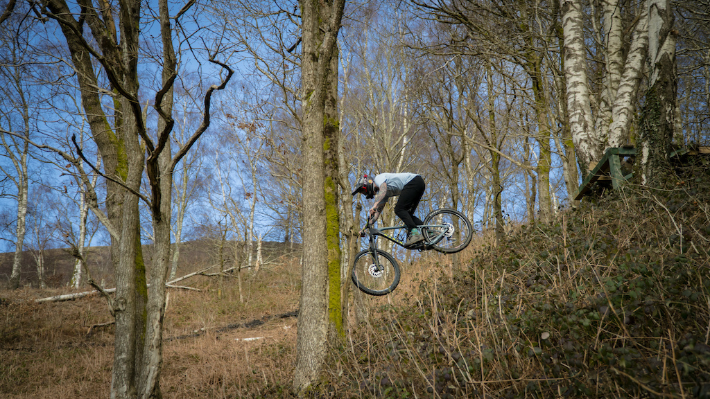 Letsavew , Marin Bikes UK . AJAY