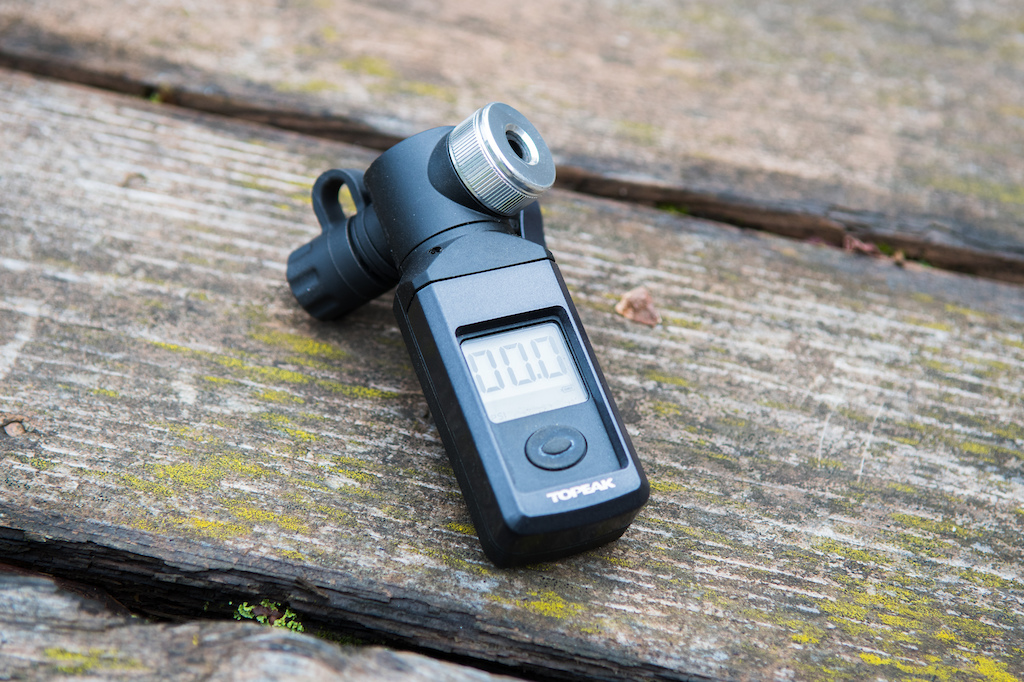Topeak Shuttle Gauge Digital review