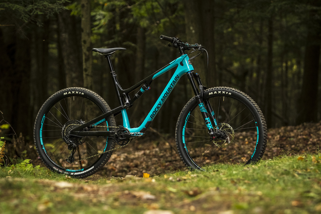 75905be8102 Rocky Mountain's New Thunderbolt - First Look - Pinkbike