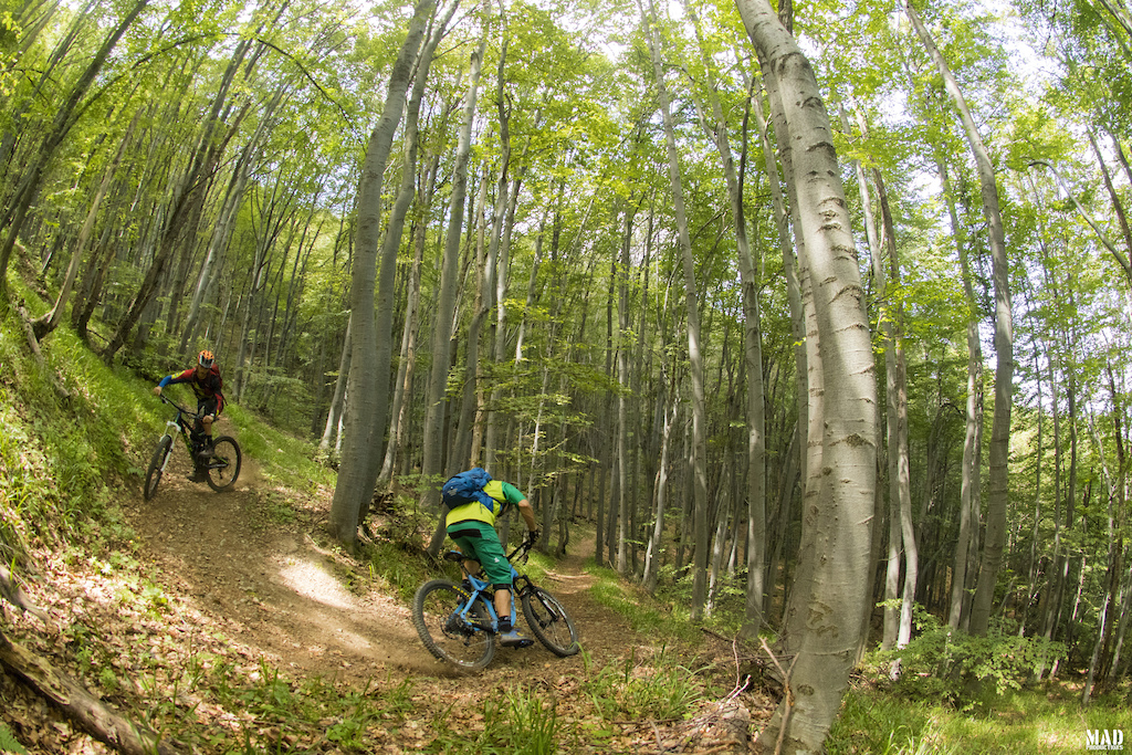 Riding bikes and chasing your friends down a trail is something words cannot describe. I hope this shot I captured in Bulgaria, during our adventure with Bike Ventures, makes justice to that feeling. Thanks for the good times gang !
