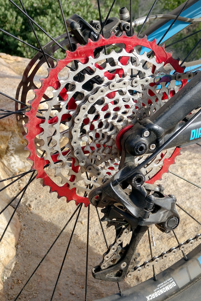 Garbaruk wide range 11-speed cassette for SRAM XD drivers