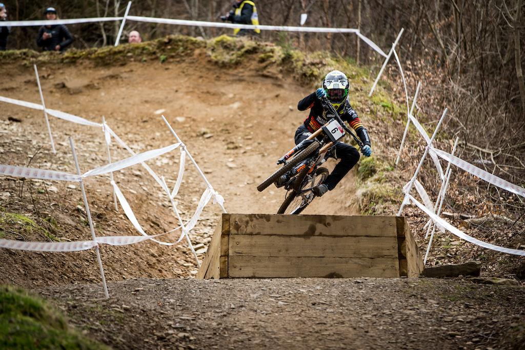 HSBC National Downhill Series - Round 1