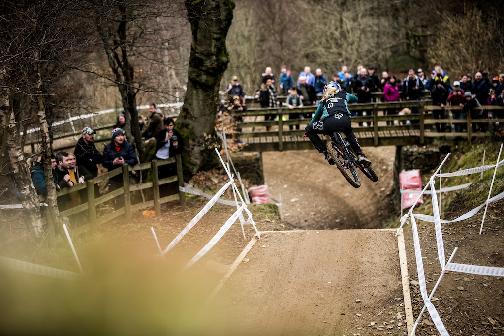 HSBC National Downhill Series - Round 1