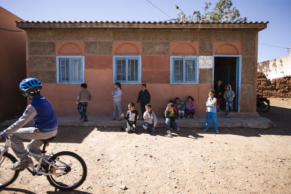Share The Ride - Morocco foto Milos Stafek
