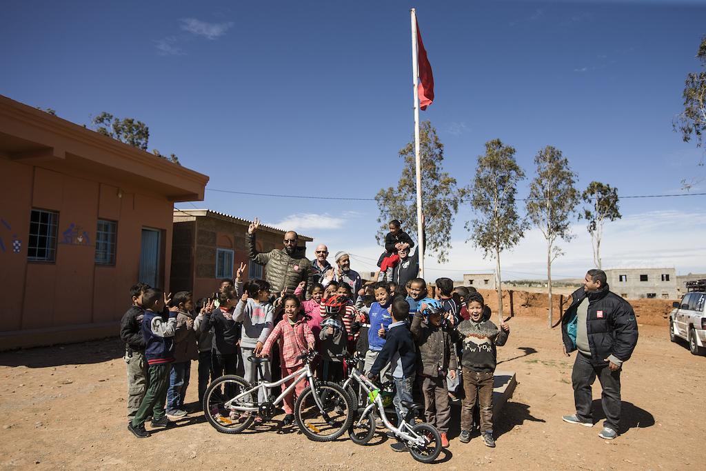 Share The Ride - Morocco foto: Milos Stafek