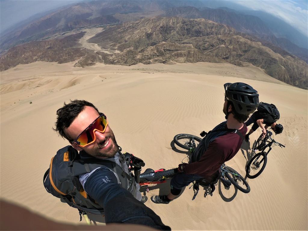 Cerro Blanco - The World Highest Sand Dune Credit Julien Prenez Pierre Henni