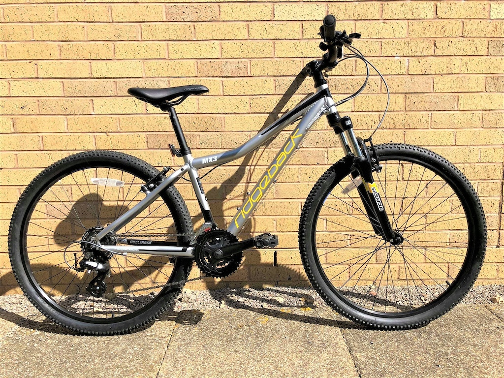 2018 Ridgeback MX3 Dualtrack Bike - 15