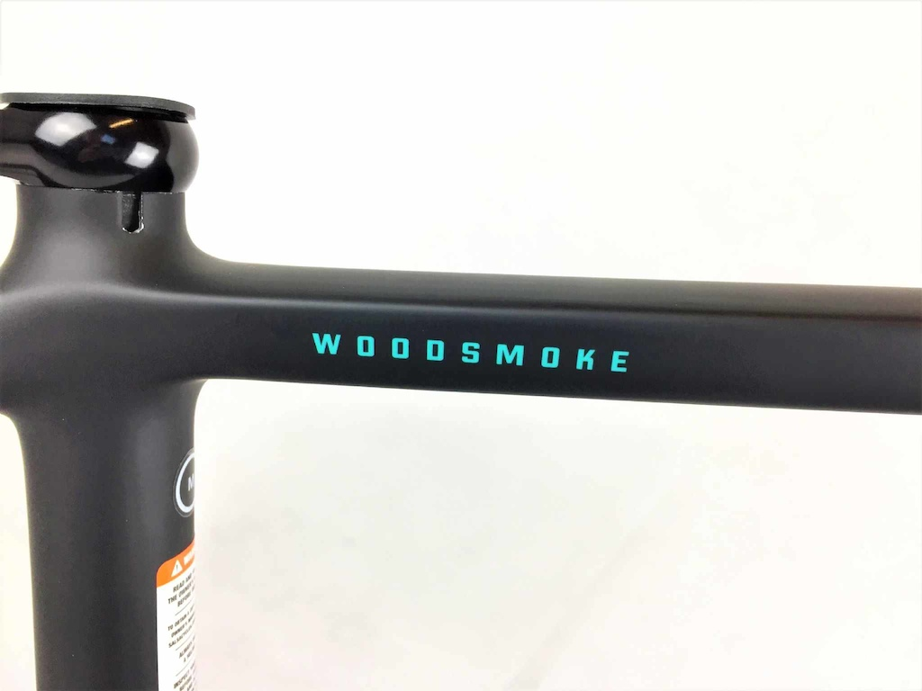 2017 NEW Salsa Woodsmoke Frameset Carbon (27.5+, 29, 29+)