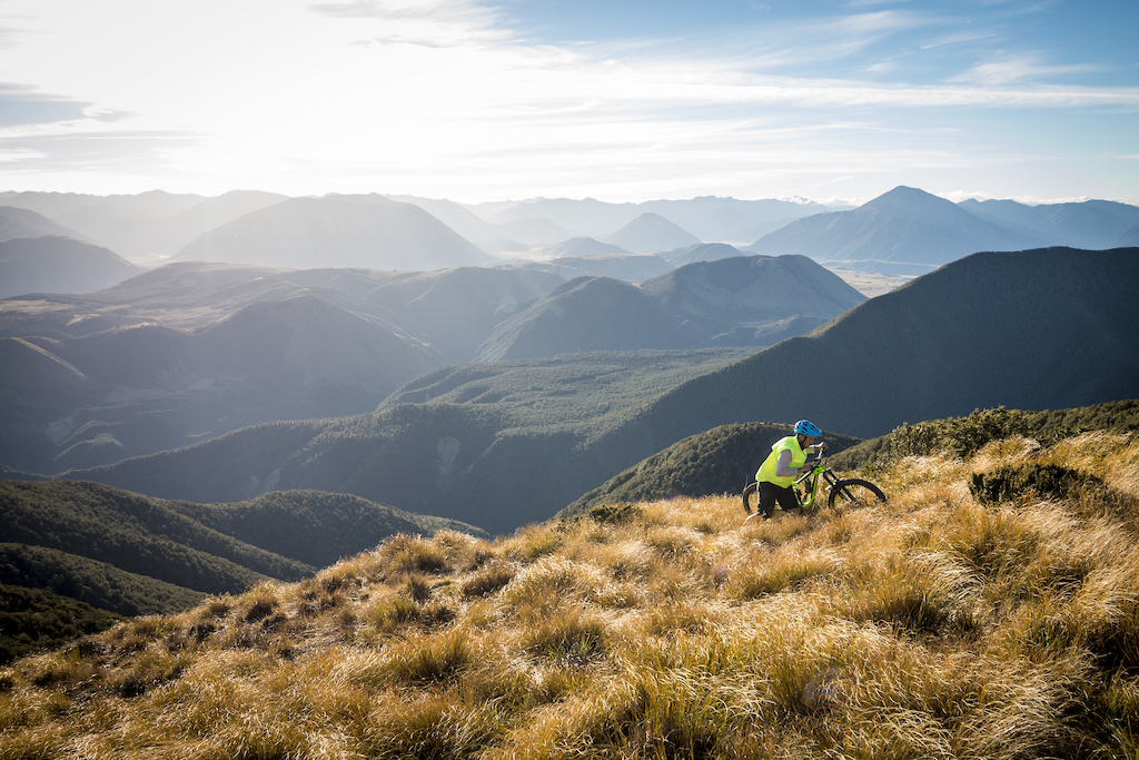 Overnight mission into North Canterbury Hills