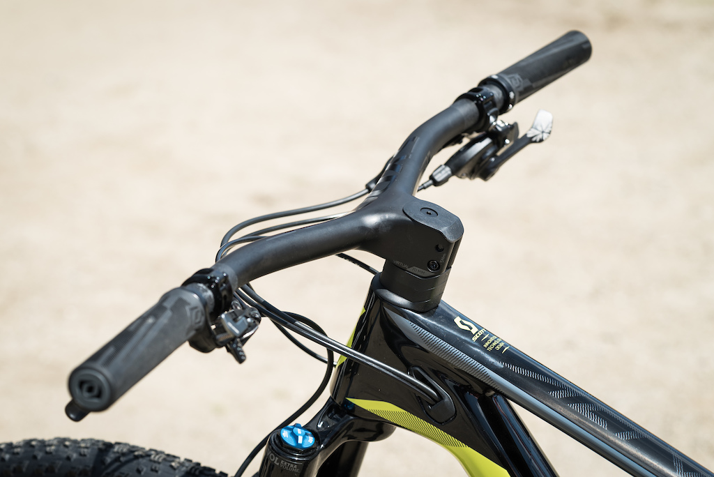 Syncros new integrated bars. Sea Otter 2018.