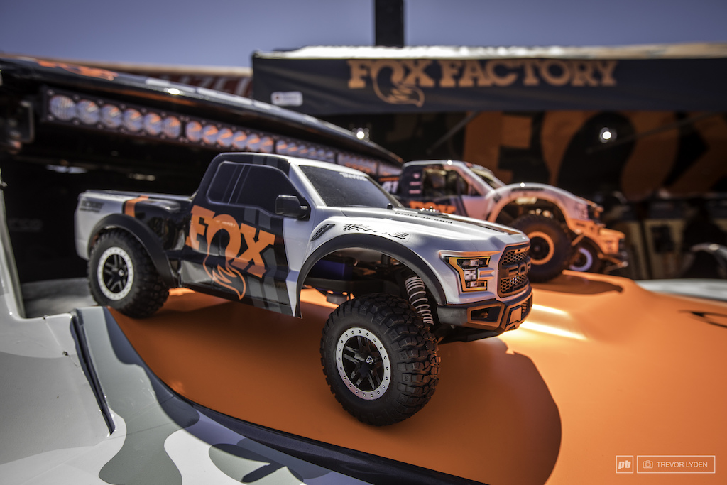 Fox has the some of the best shocks and rc cars in the biz